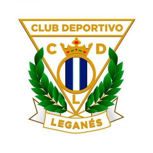 """Логотип организации Футбольный клуб """"Леганес"""" (Испания)"""